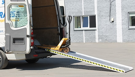 Van & Trucks ramps