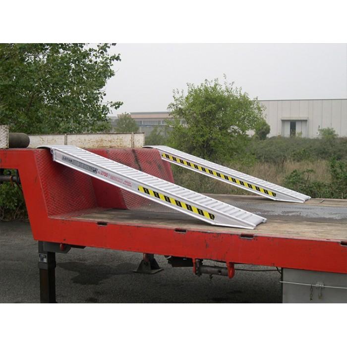 RCST 108/40 4000mm. Ilgio aliuminių rampų komplektas