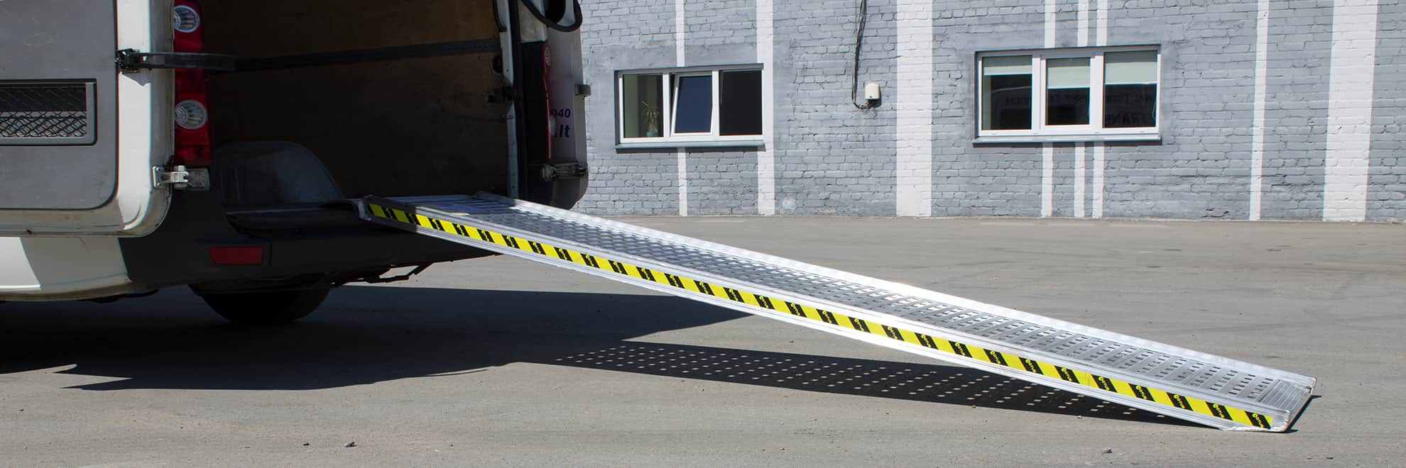 Mobile Van & Trucks ramps